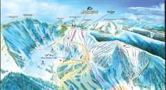abasin trail map