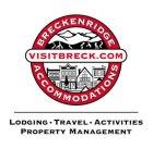 breckenridge vacation rental home