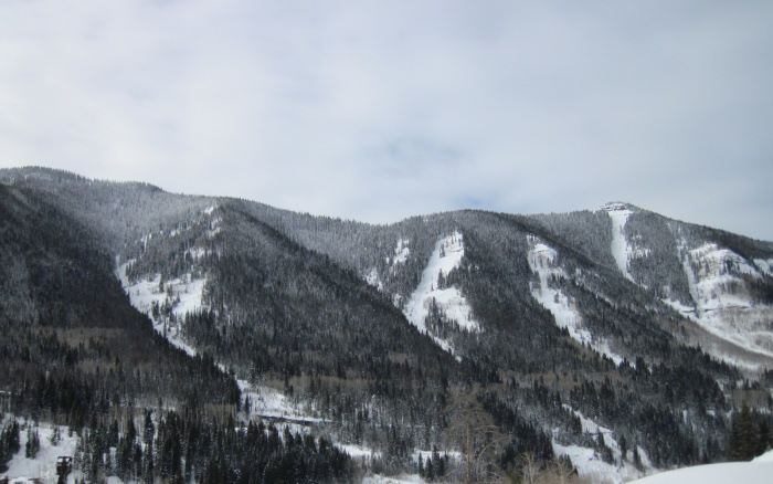 east vail skiing
