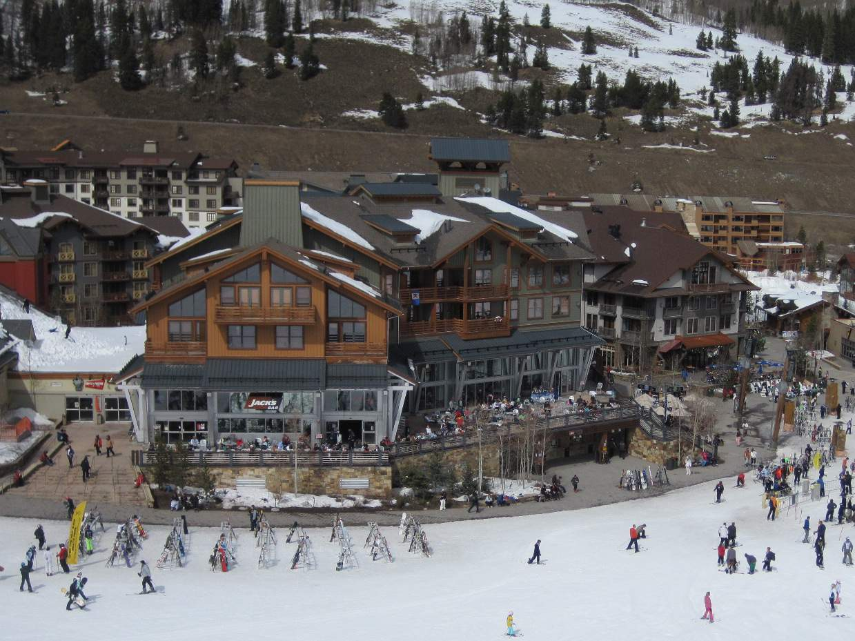 Copper Mountain Colorado Lodging