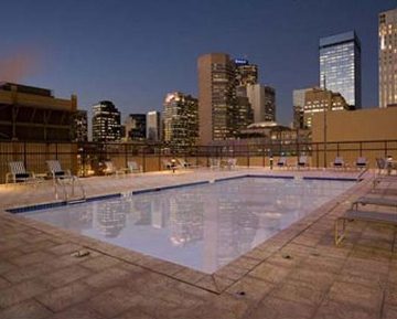 Crowne Plaza Downtown Denver Great Location