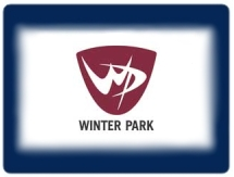 winter park beginner skiing