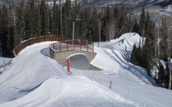 Snowmass Terrain Parks