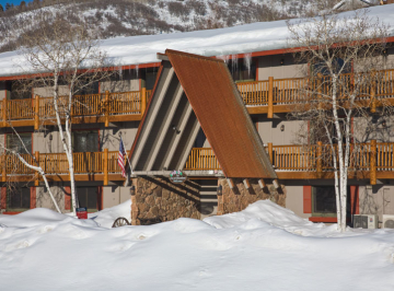 inn at steamboat exterior photo