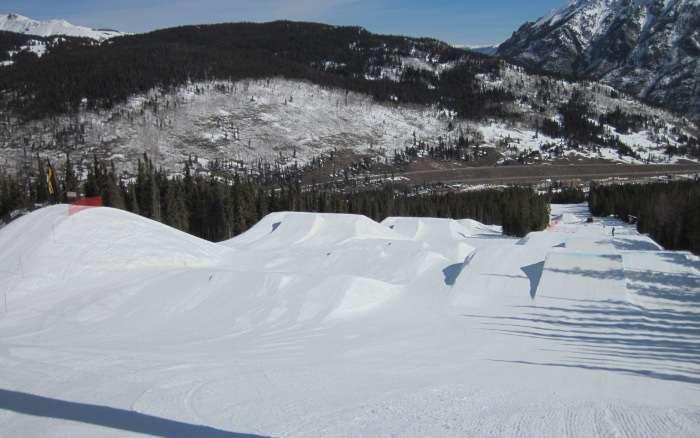 Copper Mountain Terrain Parks